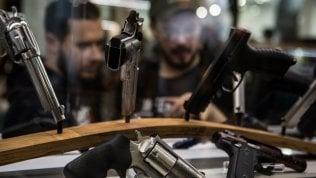 """La lobby delle armi alle urne: 99 nomi suggeriti, Lega in testaVideo Salvini e lo """"scambio"""" con i cacciatori prima del voto"""