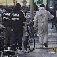Manifestazione a favore degli anarchici sotto accusa per la bomba di Capodanno: scoppia...