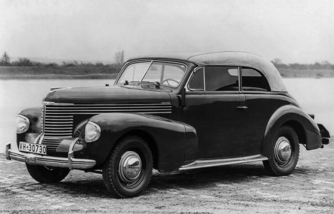 Tanti auguri Opel Kapitan, 80 anni e una storia di successo