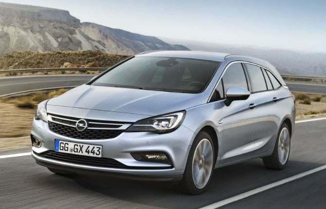 Opel Astra 1.6 BiTurbo Diesel, al via gli ordini