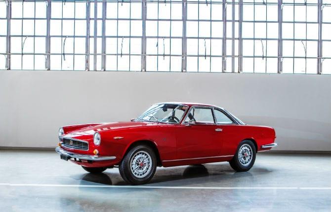 """Fiat, Alfa Romeo e Abarth schierate per la """"Ennstal Classic"""""""