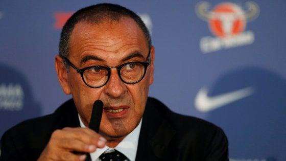 """Chelsea, Sarri si presenta: """"La Premier è il miglior campionato del mondo"""""""