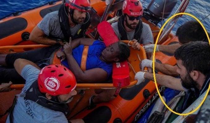 """Nba, Gasol sulla nave Open Arms: """"Morti in mare, atti disumani"""""""