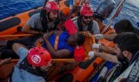 """Gasol sulla nave Open Arms: """"Morti in mare, atti disumani"""""""