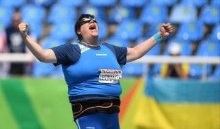Atletica, venti azzurri con la nazionale paralimpica agli Europei di Berlino