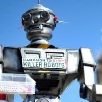 Intelligenza artificiale, petizione degli scienziati contro i robot killer