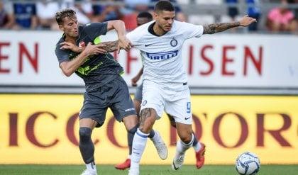 Inter, ancora lavori in corso Nel test il Sion vince 2-0