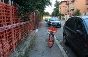 Bike sharing, basta sosta selvaggia