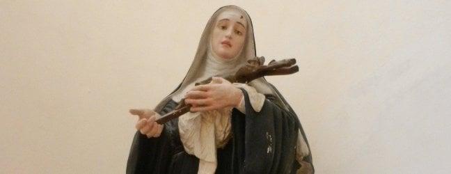 Rita da Cascia, la santa mistica del #MeToo