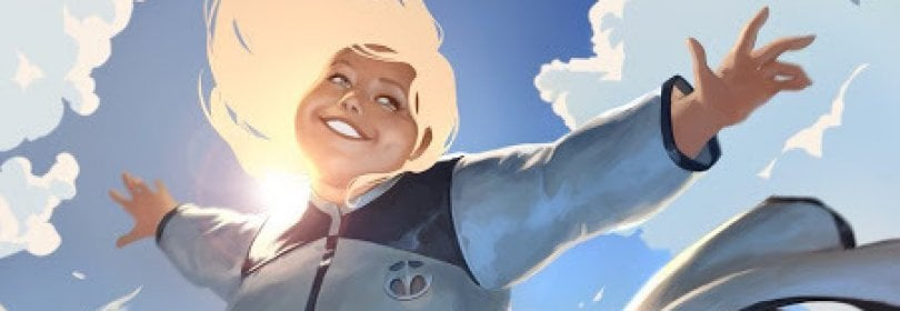 Faith Herbert, la superdonna formato xl: dal fumetto al set, l'impresa è mastodontica  · foto   · video