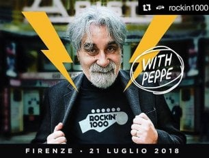 "Rockin' 1000, arriva Vessicchio e Courtney Love: ""È una figata"""