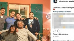 """Valentina Scarnecchia: """"Grillo? Un papà al 200%, ma quanti lavori persi per lui"""""""