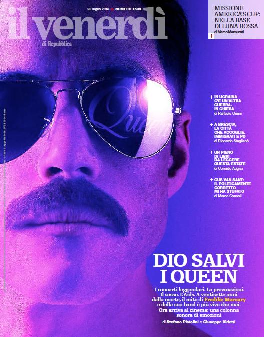 Bohemian Rhapsody - Nuovo trailer italiano, dal 29 novembre al cinema