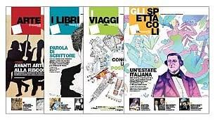 """Viaggi, libri, arte, spettacoli: gli Speciali del """"Venerdì"""""""
