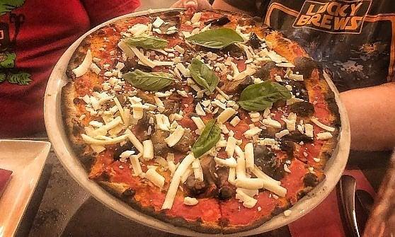 Il re del trapizzino & l'imperatore della cacio e pepe: eccoli insieme nel nome della pizza