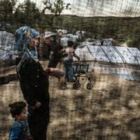 Grecia, Confinamento, violenza e caos, il campo profughi di Moria traumatizza