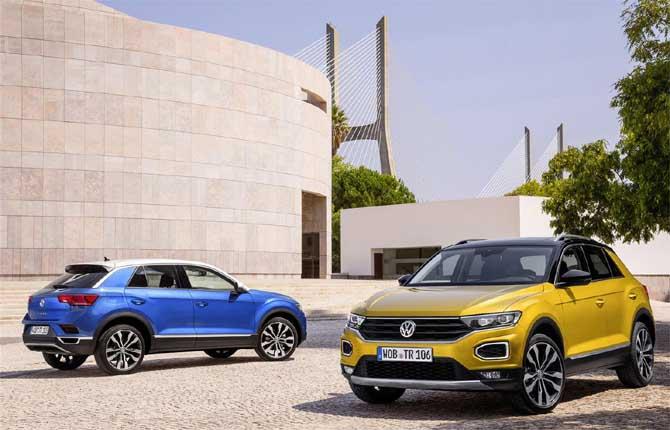 Nuovo motore diesel per la Volkswagen T-Roc