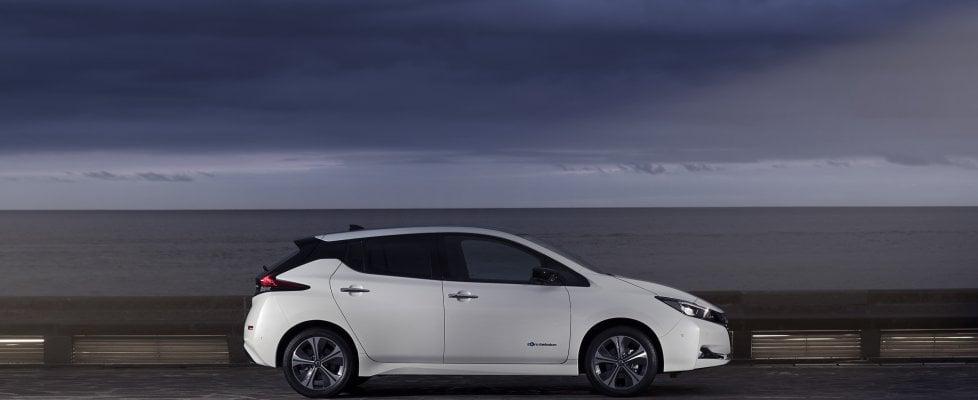 Nissan Leaf, l'elettrica sul tetto d'Europa