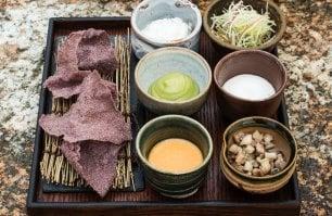 Metti un giapponese    in cascina, tra rigore nipponico e tradizione milanese