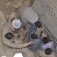 Egitto, svelato il mistero del sarcofago: custodiva i resti di tre persone