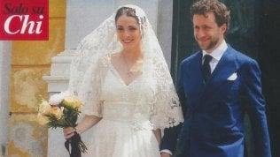 Francesco Carrozzini sposa Bee Shaffer: le nozze più fashion