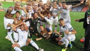 Europei Under 19, l'Italia va3-2 al Portogallo, semifinali vicine