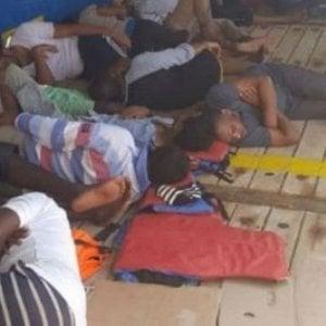 Migranti, soccorse 66 persone al largo di Pantelleria: lo sb