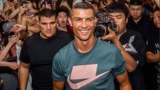 Alla fiera di Ronaldo: i biglietti venduti dal benzinaio