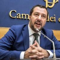 Salvini: un piano Marshall per l'Africa. E sulla Crimea si schiera con Putin