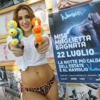 Padova: magliette bagnate e lato B, l'estate delle polemiche sulle miss. L'assessora:...