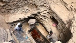 Svelato il mistero del sarcofago nero ritrovato ad Alessandria d'Egitto