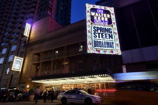 Bruce Springsteen a Broadway, lo show intimo ora diventerà uno speciale Netflix