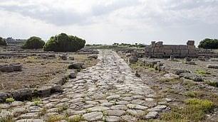 La Puglia dalla Via Traiana