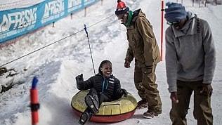 Una sciata dopo il safari:reportage da Afriski, Lesotho,resort bianco che non t'aspetti