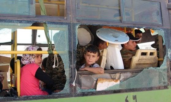 """Siria, emergenza senza fine. L'Unicef: """"Migliaia di bambini senza assistenza umanitaria"""""""