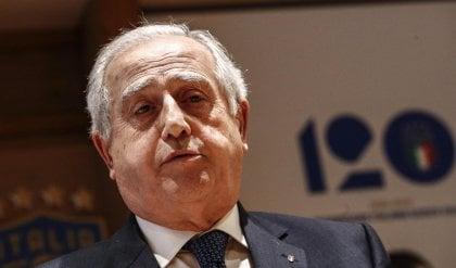 """Figc, nulla di fatto sulle elezioni  Fabbricini: """"Dopo risposta governo"""""""