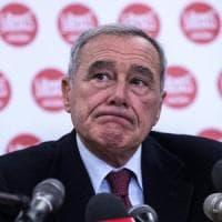 """Parlamentari morosi del Pd, Grasso condannato a pagare 83.250 euro. """"Farò opposizione"""""""