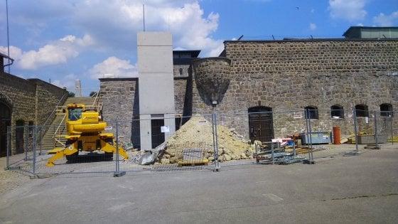 Mauthausen, scontro sull