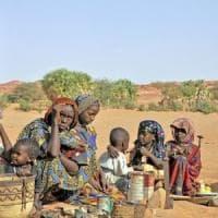Ciad, picco di malnutrizione all'ospedale di Am Timan: 325 bambini ricoverati