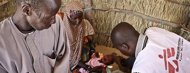Ciad, picco di malnutrizione all'ospedale di Am Timan: 325 bambini ricoverati in un mese Video
