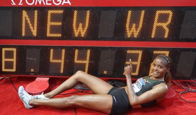 Atletica, Chepkoech vola a Montecarlo: mondiale dei 3000 siepi. Buon rientro per Tamberi
