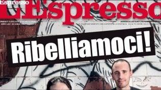 """Domani su l'Espresso: militanza, la sinistra o quel che ne restaVideo Damilano: """"Sono i giorni delle parole che si smentiscono"""