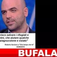 Finto account creava bufale virali su Saviano e Boldrini: dopo il debunking, ora è...