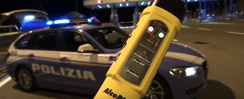"""Nuova operazione """"Alto impatto"""": controlli a tappeto in tutta Italia su automobilisti"""