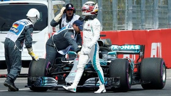 Doppietta Mercedes in Germania. Hamilton trionfa dopo la rimonta
