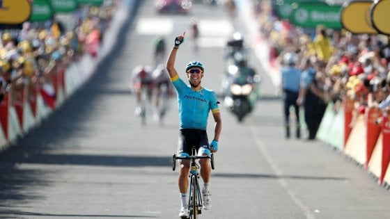 Tour de France, fuga vincente di Fraile. Thomas e Froome controllano