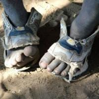 La scarpa che