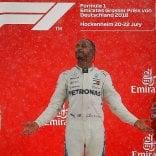 Vince Hamilton, Bottas 2° Vettel fuori pista sul più bello