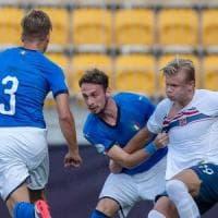 Europei Under 19, Italia-Norvegia 1-1: Kean proietta gli azzurrini in semifinale