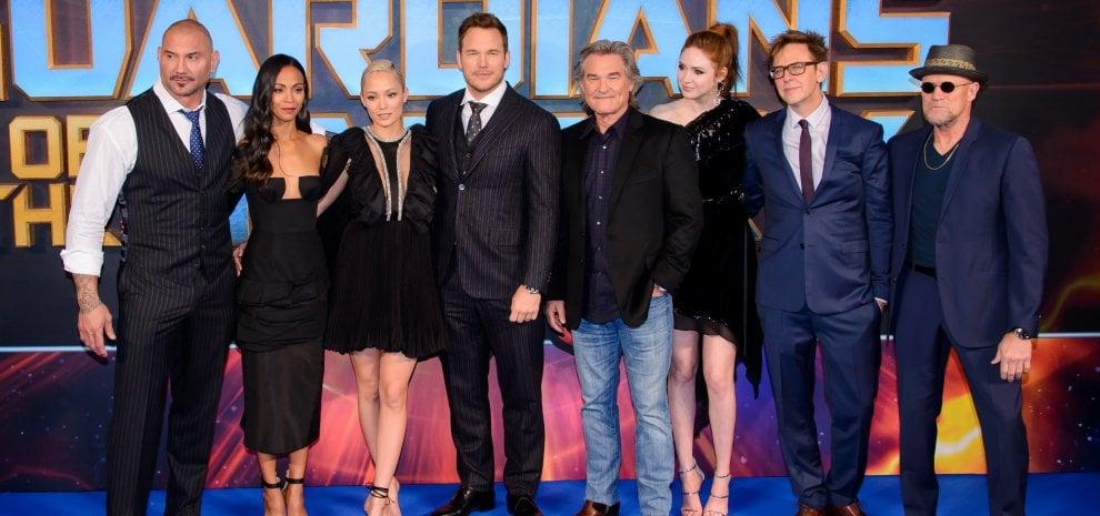 Star di Hollywood a sostegno di James Gunn, il regista dei Guardiani licenziato per i tweet
